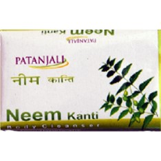 Patanjali Neem Body Cleanser Soap
