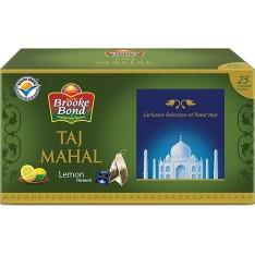 Taj Mahal Lemon Tea Bags 25s