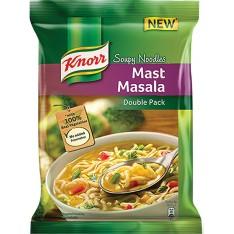 Knorr Mast Masala Soupy Noodles (Pack of 5)