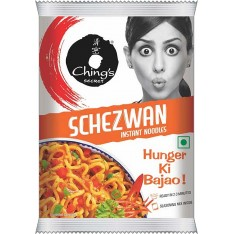 Ching's Schezwan Instant Noodles (Pack of 5)