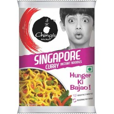 Ching's Singapore Curry Instant Noodles (Pack of 5)