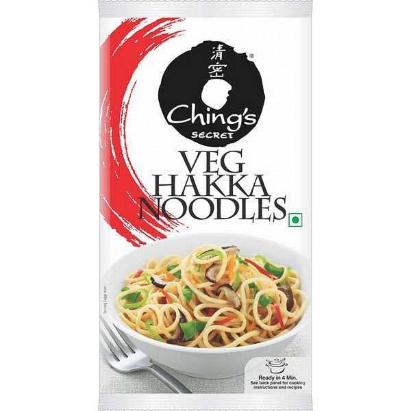 Ching's Veg Hakka Noodles