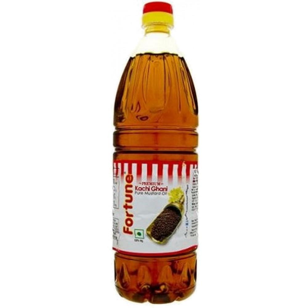 Fortune Pure Mustard Oil 1L - Spice Store