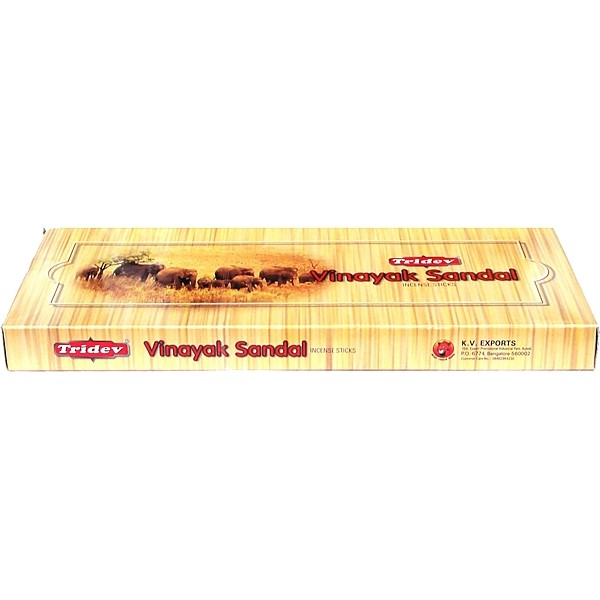 Tridev Sandal Incense Sticks