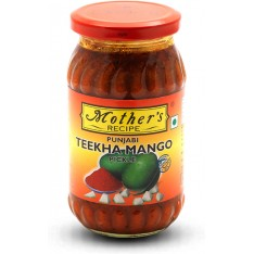 Mother's Recipe Punjabi Teekha Mango Pickle