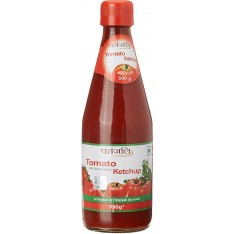 Patanjali Onion Garlic Tomato Ketchup, 500g