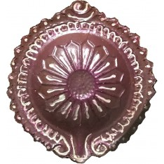 Earthen Diya (4 Pieces)