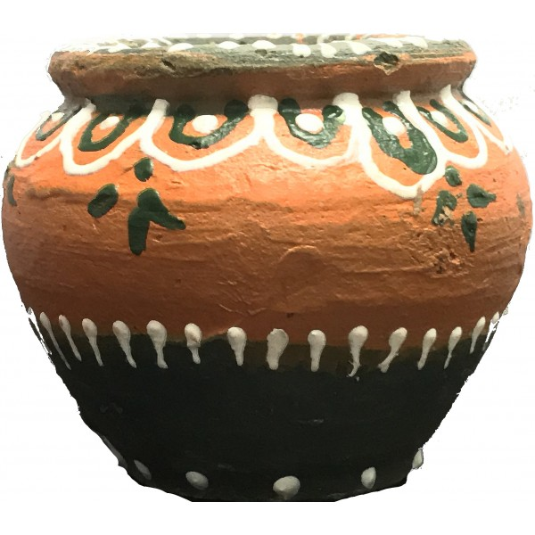 Clay Pot (Small)