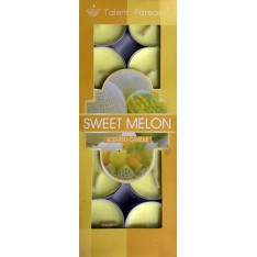 Sweet Melon Scented Candle (10 Pieces)