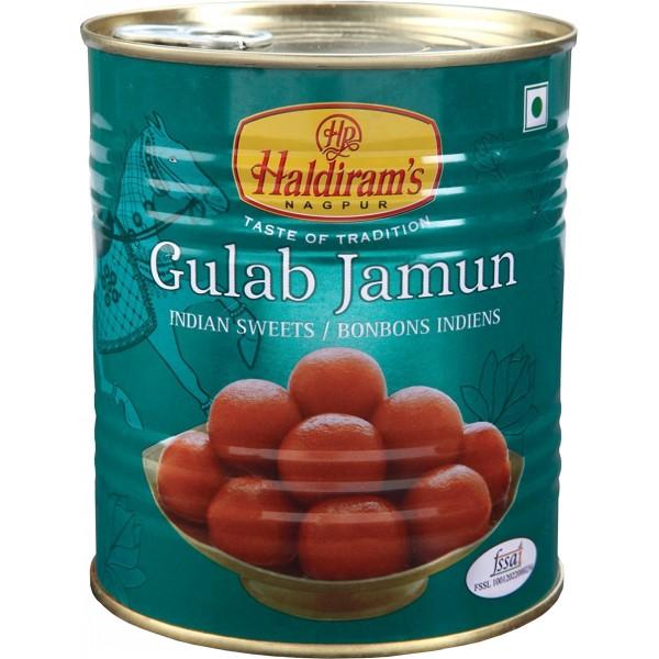 Haldiram Gulab Jaman 1 KG