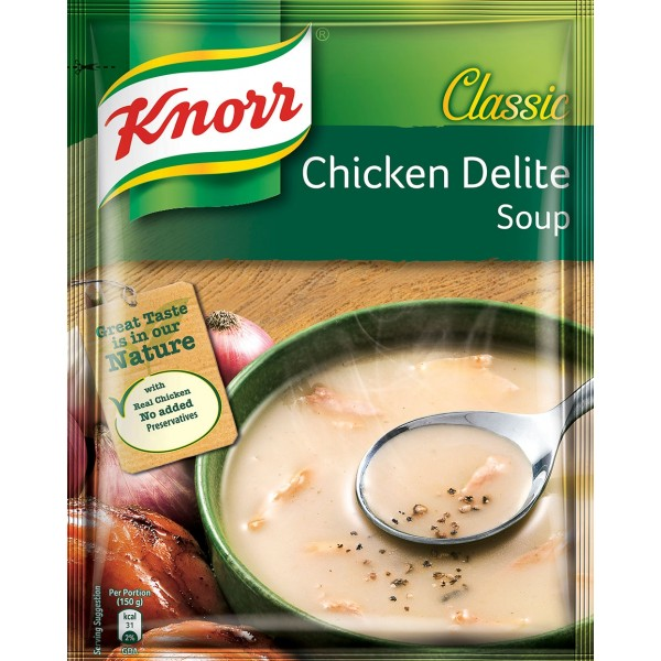 Knorr Classic Chicken Delite Soup