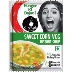 Ching's Secret Sweet Corn Veg Soup