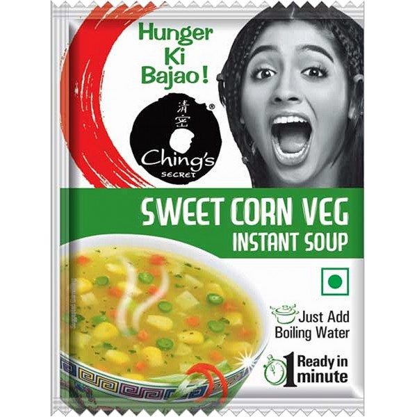 Ching's Secret Sweet Corn Veg Soup