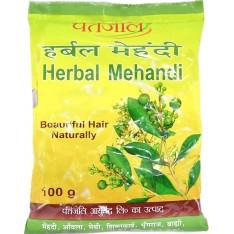 Patanjali Herbal Henna
