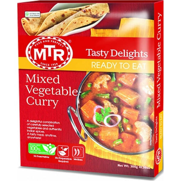 MTR Mixed Vegetable Curry