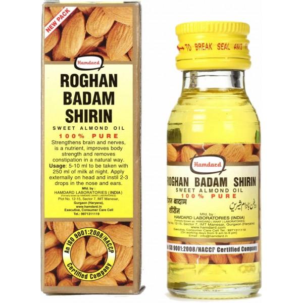 Hamdard Roghan Badam Shiren, 100ml