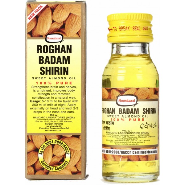 Hamdard Roghan Badam Shiren