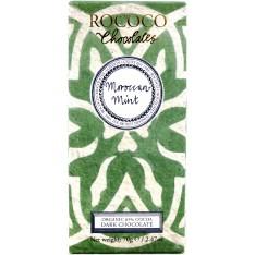 Rococo's Organic Moroccan Mint Dark Chocolate