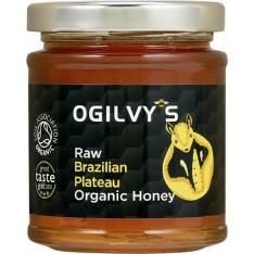 Ogilvy's Raw Brazilian Plateau Organic Honey