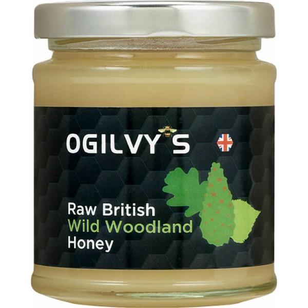 Ogilvy's Raw British Wild Woodland Honey