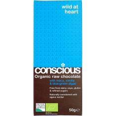 Conscious Wild @ Heart Organic Chocolate