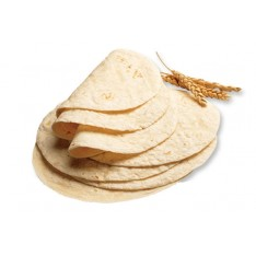 Frozen Wholemeal Tortilla, 8pcs