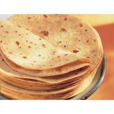 Mezban Wheat Chappati, 10 Pieces