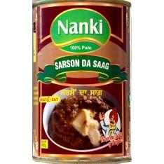 Nanki Sarson Da Saag