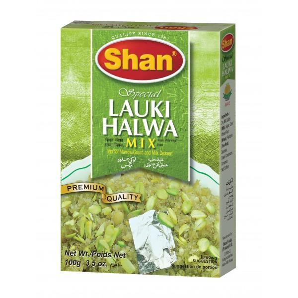 Shan Special Lauki Halwa Mix