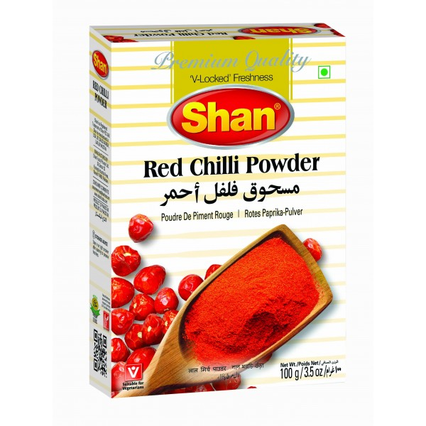 Shan Chilli Powder 100 Grams