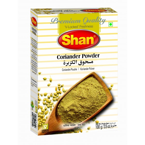 Shan Corriander Powder 100 Grams