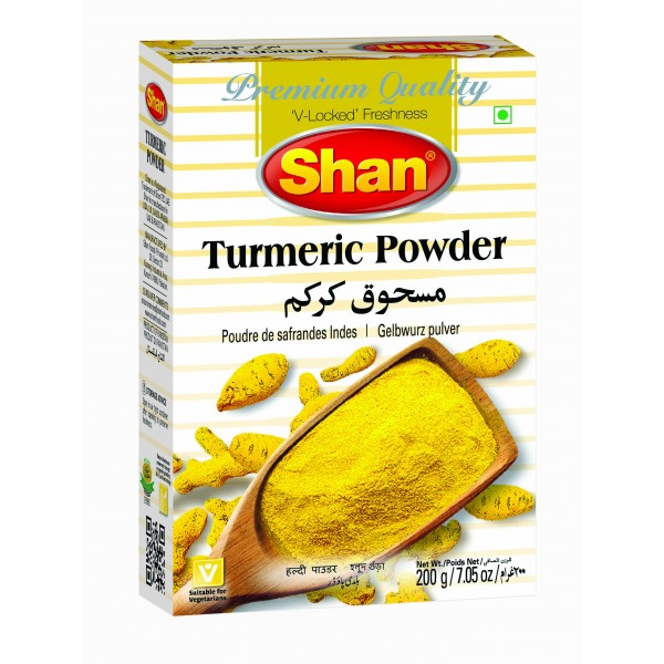 Shan Turmeric Powder 200 Grams