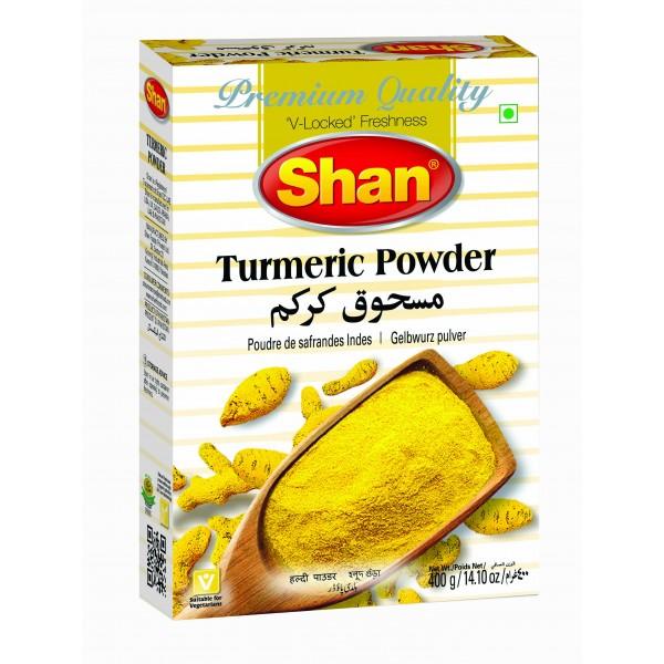 Shan Turmeric Powder 400 Grams
