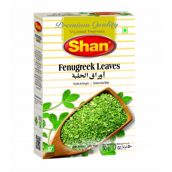 Shan Qasuri Methi (Fenugreek), 50g
