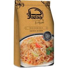 Jazaa Sela Gold Basmati Rice, 1KG