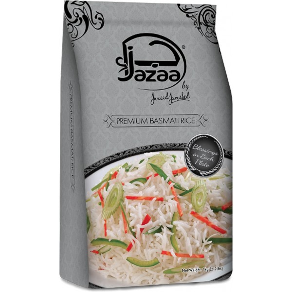Jazaa Premium Basmati Rice, 1KG