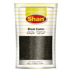 Shan Black Cumin Whole, 100g