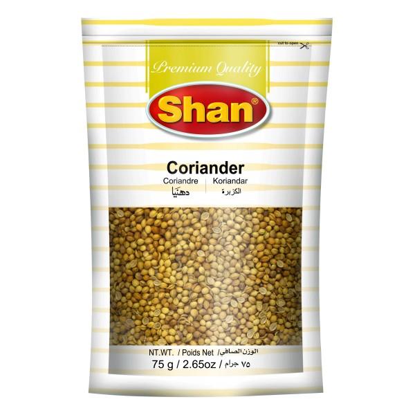 Shan Coriander Whole, 75g