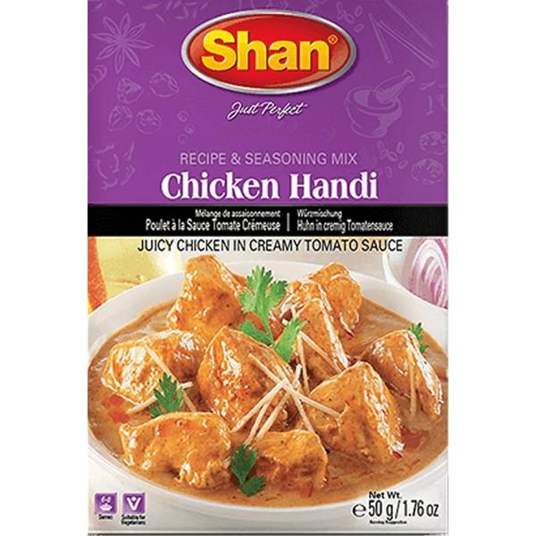 Shan Chicken Handi