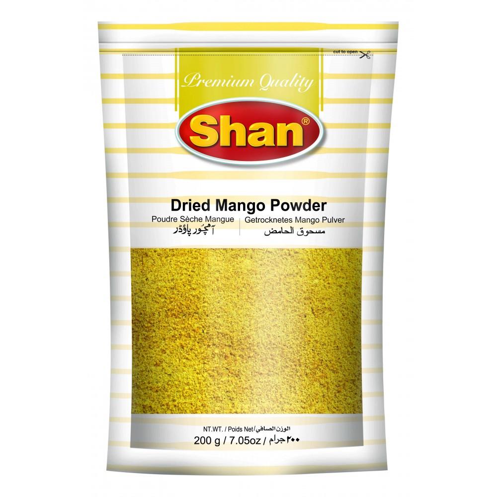Shan Dried Mango Powder, 200g