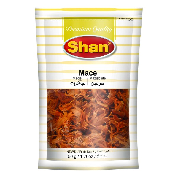Shan Mace Whole (Javitri), 50g