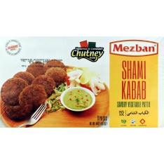 Mezban Vegetable Shami Kabab 400g