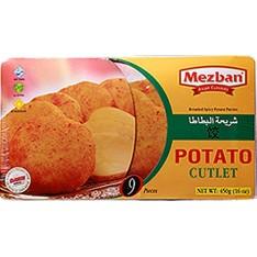 Mezban Potato Cutlet