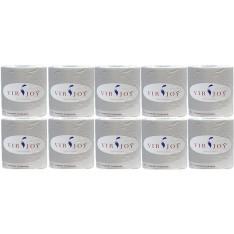 Virjoy 3-Ply Bathroom Tissue, 10s