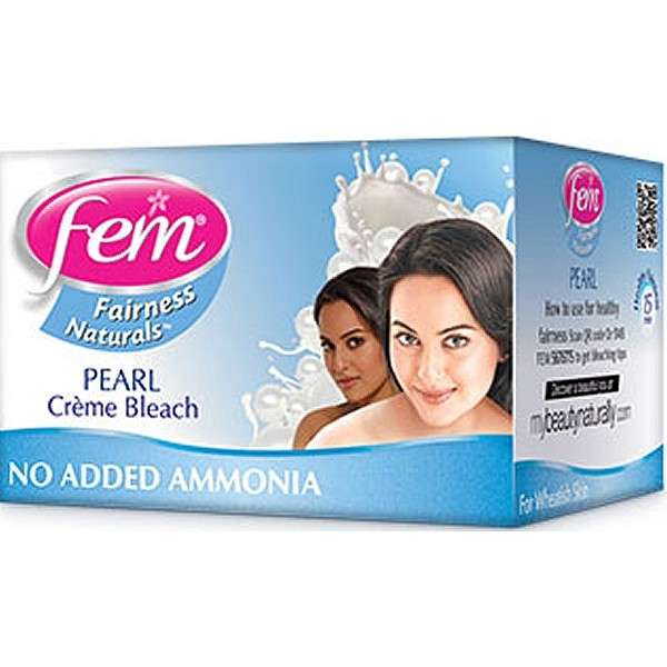 Fem Pearl Fairness Creme Bleach