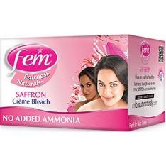 Fem Saffron Fairness Creme Bleach
