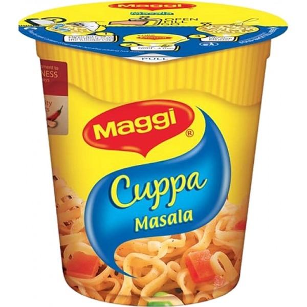 Maggi Cuppa Masala Noodles