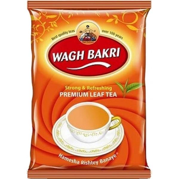 Wagh Bakri Premium Leaf Tea, 500g