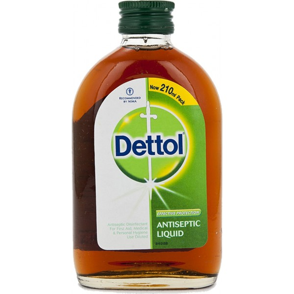 Dettol Antiseptic Liquid, 210ml