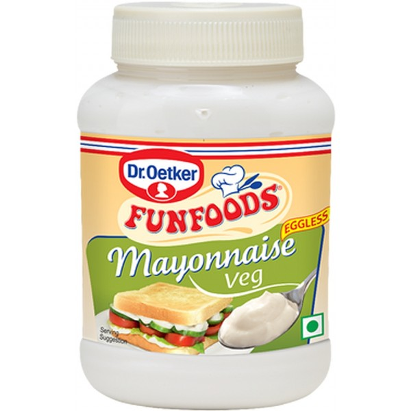 FunFoods Eggless Mayonnaise Veg